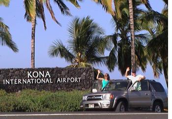 Kona Koa Hawaii Car Rental Information