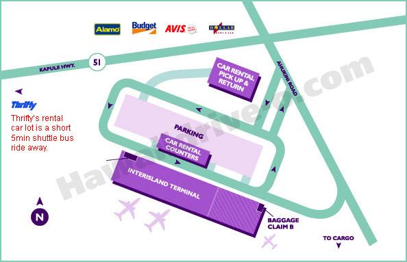 Alamo Car Rental Honolulu Airport Hours