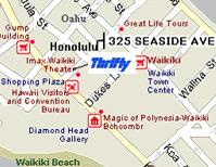 Oahu Car Rental Information