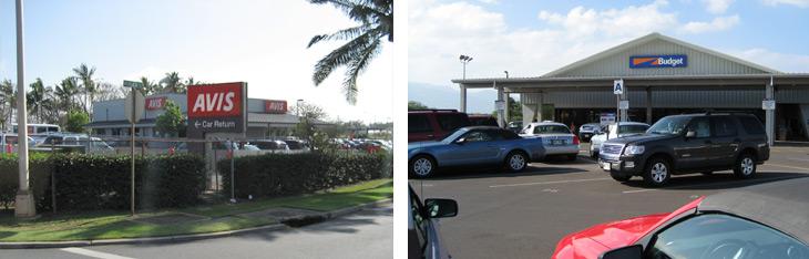 Budget Rental Car Maui Ogg Airport