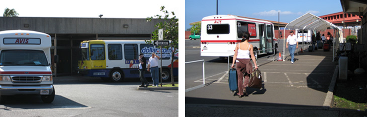 Kahului Ogg Maui Car Rental Information